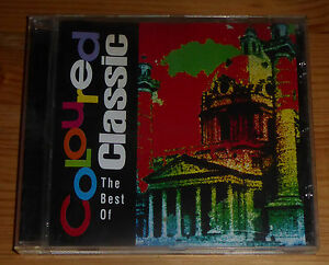 The Best of coloured Classic Audio-CD – 1995 - Deutschland - The Best of coloured Classic Audio-CD – 1995 - Deutschland