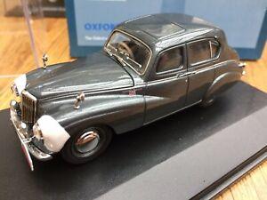 Oxford-ST005-Sunbeam-JAGVII-007-Jaguar-MkVII-Modelo-Coches-Stirling-Moss-1952-1-43