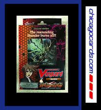 Resonance of Thunder Dragon Trial Deck Cardfight Vanguard ENGLISH Edition NEW
