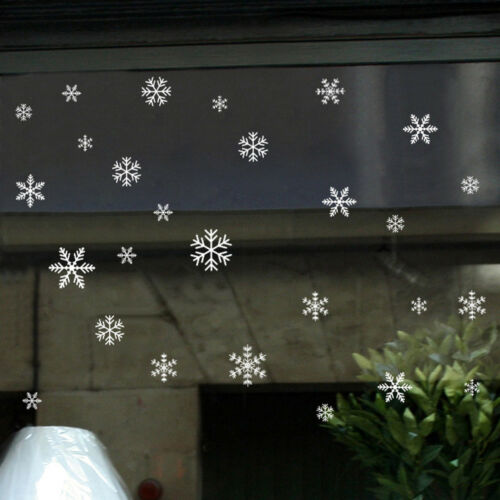 Merry Christmas Vinyl Art Window Wall Stickers Decal Home Store Decor Removable