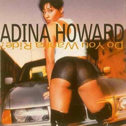 1 of 1 - Adina Howard - Do You Wanna Ride [New CD] Manufactured On Demand