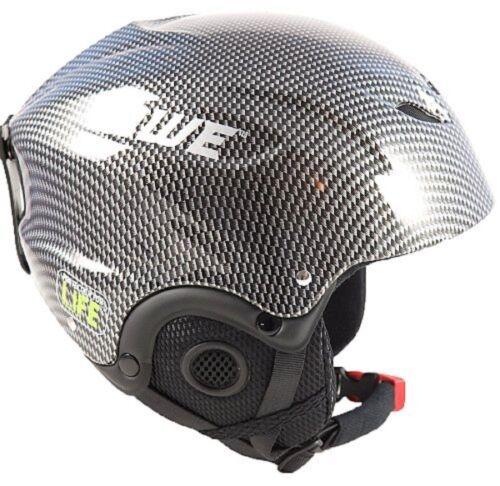 1 of 1 - AWE® Ski Snowboarding Freeride Out Mould Helmet Adult 58-60cm CE EN 1077