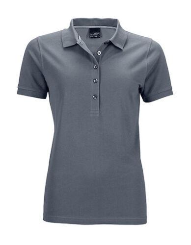James /& Nicholson Damen Poloshirt Polohemd LADIES PIMA POLO Neu JN707