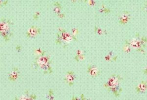 Cottage-Shabby-Chic-Lecien-Rococo-amp-Sweet-Small-Floral-31863L-60-BTY