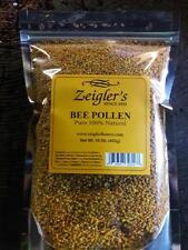 BEE POLLEN - 1 lb - 100% Pure Natural   Zeigler's Since 1935