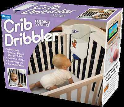The Crib Dribbler - Fake Gift Box - Prank Box - Funny - Gag Gift Joke