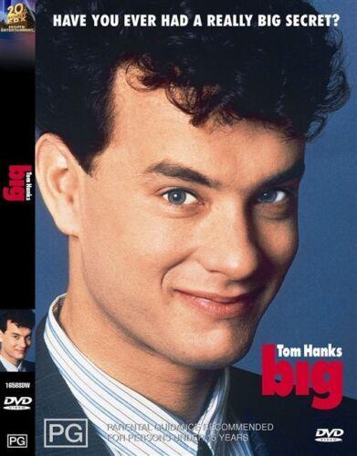 1 of 1 - Big (DVD, 2001)