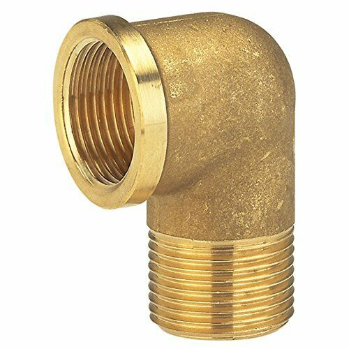 Elbow with 33.3 MM Gardena Brass Angle with Inner and Outer Thread G