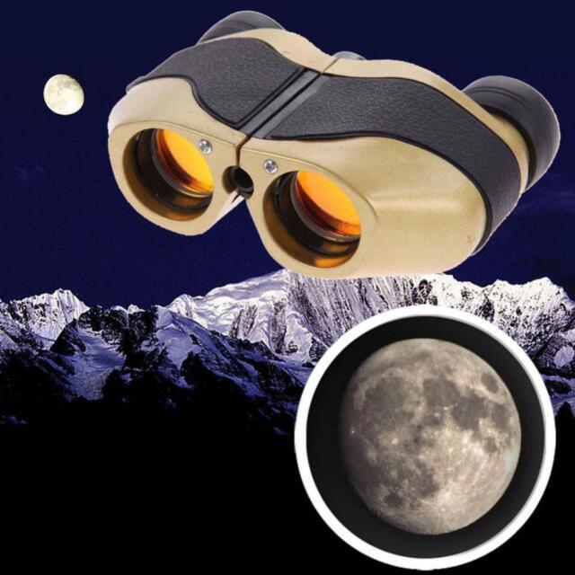 Outdoor 80x120 Travel Zoom Folding Day Night Vision Binoculars Telescope+.UK