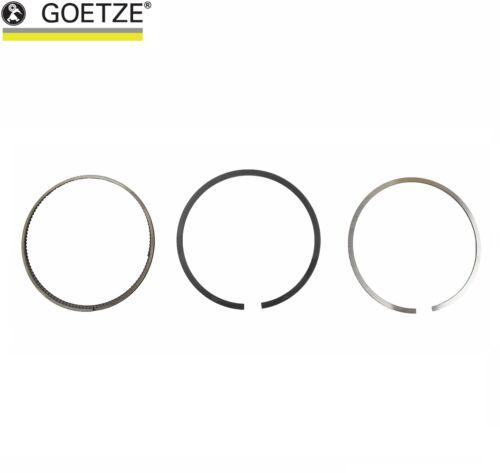 For Porsche Cayman Boxster H6 3.4L RWD Engine Piston Ring Set Goetze 0844100000