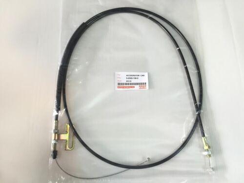 Accelerator Cable Isuzu KS 22