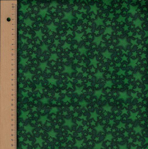 Diseño De Navidad Vintage 100/% Puro Algodón Tela FQ de manualidades quilting patchwork