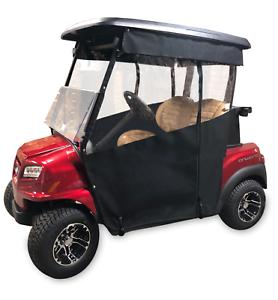 Ezgo Txt Year 2014 And Up Sunbrella Track Golf Cart
