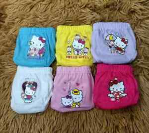 KIDS-039-UNDERWEAR-GIRLS-Children-Apparel-Hello-Kitty-12-PCS
