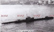 "Photograph Royal Netherlands Navy. HMMS ""Zeehond"" Submarine. ex HMS ""Tapir"" 1948"