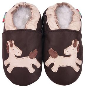 carozoo-pony-brown-3-4y-S-soft-sole-leather-toddler-shoes