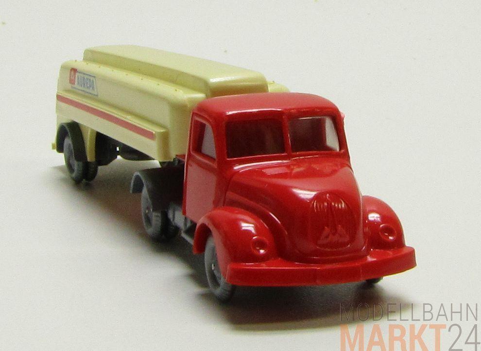 IMU réplica Magirus 3500 camiones cisterna aurepa beige una pieza única pista h0 1 87