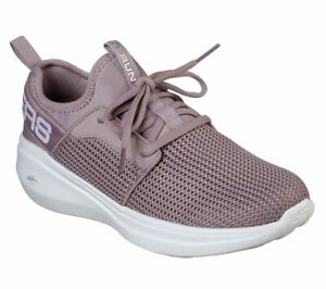 091a8ce3e9d0 Skechers Mauve GO Run Fast shoes Women s Sport Workout mesh Comfort ...