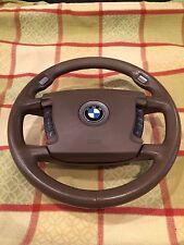 BMW E66 E65 745i 745Li 750i Steering Wheel & Air Bag