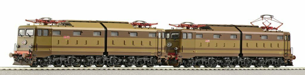 ROCO 62576 FS E645 066 + E645035 Ep V  SET Motor + Dummy