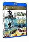 The Great Escape a Bridge Too Far Battle of Britain Triple Pack Blu Ray