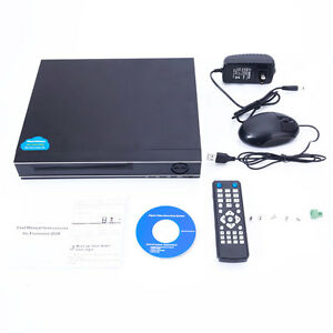New H.264 8CH Full AHD 1080P HD DVR Video Record for CCTV System Remote Control