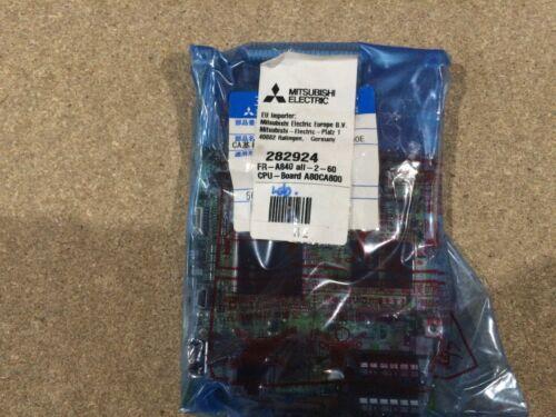 Mitsubishi FR-A840 all-2-60 CPU-tablero del inversor A80CA800D-260 282924