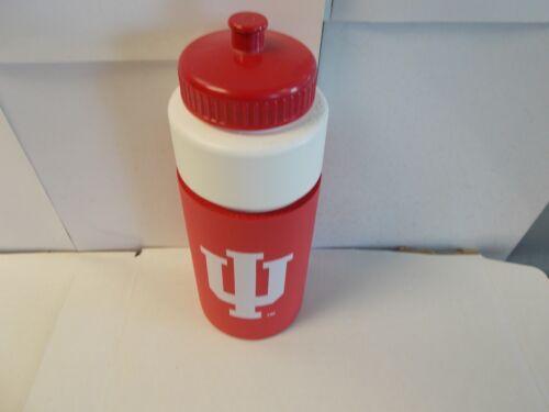 Indiana University 32 oz Squeeze Bottle With Wrap IU61