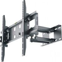 TV Wandhalterung Schwenkbar 32 - 70 Zoll Halterung für LCD LED Samsung LG usw...