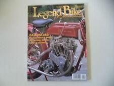 LEGEND BIKE 7/1999 MOTO GUZZI AIRONE 250/BIANCHI TONALE/GALLONI 750/ASPES HOPI