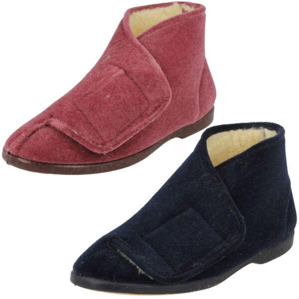 2019 Nuevo Estilo Mujer Alberta Heather Puntera Redonda Cierre Adhesivo Botín Zapatos De Salón Precio Moderado