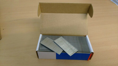 60,000 brads Bea 18 gauge 30MM brads x 1 carton