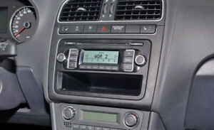 CD-Radio-Stereo-Facia-Fascia-Adaptor-Plate-Fitting-Kit-for-VW-Polo-2005-gt