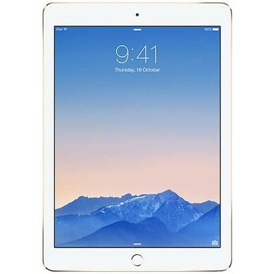Apple iPad Air 2 16/32/64/128GB Wi-Fi 4G All Colours Unlocked Refurbished Tablet