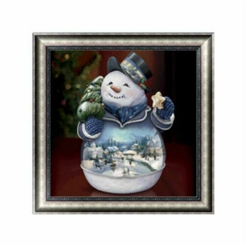 Christmas Snowman 5D Diamond Painting Embroidery DIY Cross Stitch Crafts Gift