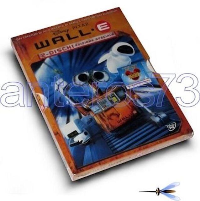 WALL E 2 DVD WALT DISNEY PIXAR - SIGILLATO