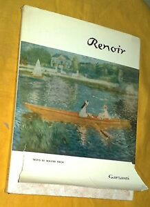 PIERRE-AUGUSTE-RENOIR-introduzione-di-Walter-Pach-1963