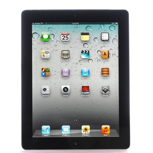Bundle Black Used 9.7in A1416 Wi-Fi Apple iPad 3rd Gen 32GB Tested