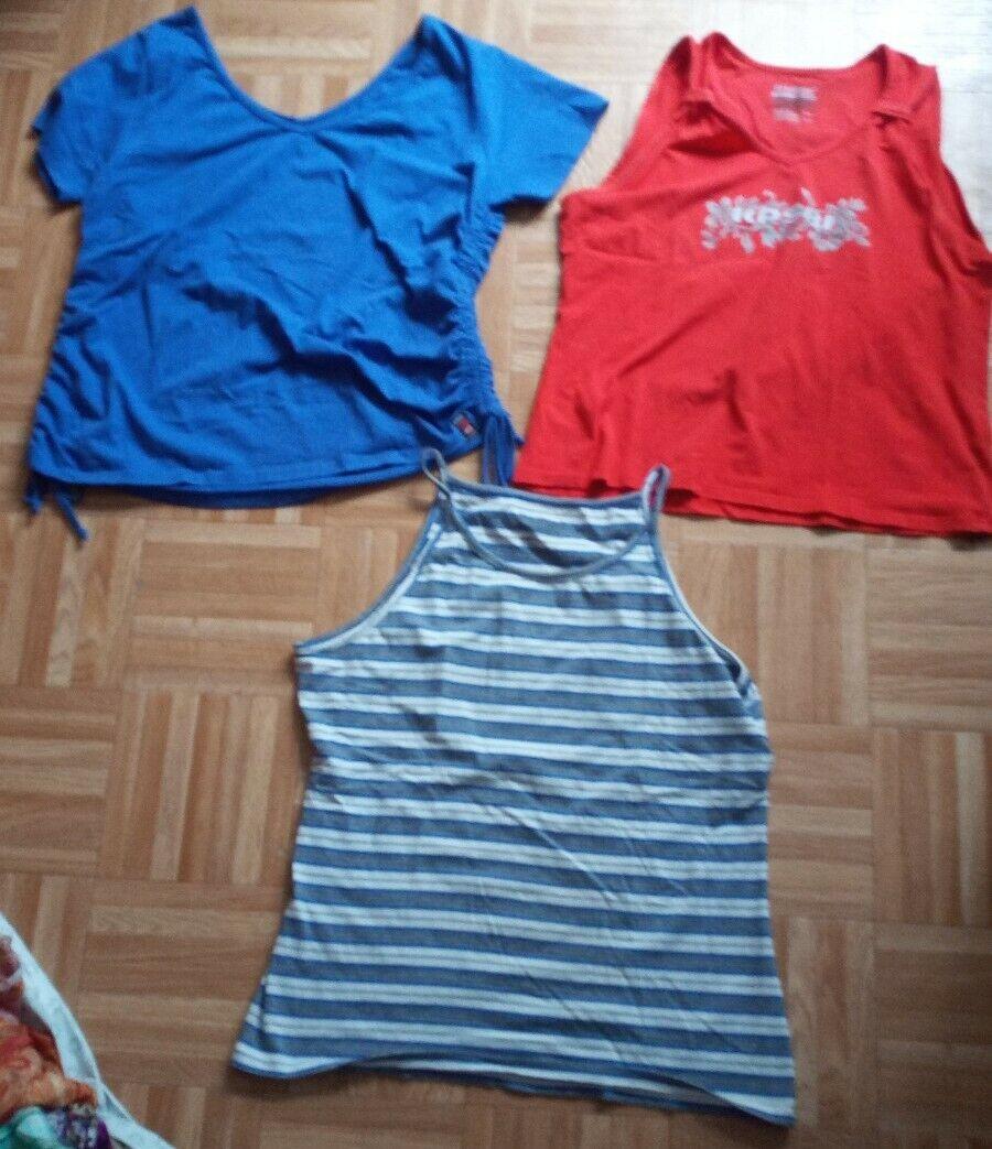 3 Killtec Oberteile Shirts Top XL 44 paket