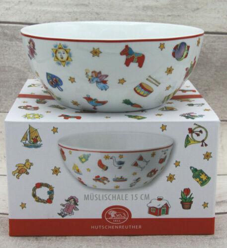 Hutschenreuther Christmas Memories Teller Tasse Etagere Teelicht Müslischale
