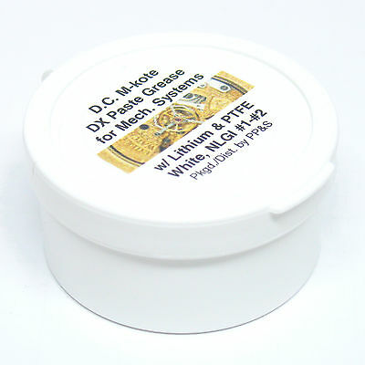 Glues, Epoxies & Cements Amicable Dow Corning Molykote Dx Paste Grease 25gm-7/8oz For Eta Valjoux Watch Movements Adhesives, Sealants & Tapes