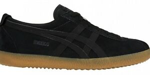 Tiger Black Shoes Onitsuka Boys Uk Sneakers 3 5 Size Trainers Delegation Mexico qf6B5a