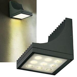 LED-Lampara-Pared-320lm-IP54-230v-14w-EEK-A-Exterior-de-reflector