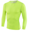 Compression-Mens-Long-Sleeves-Top-Shirt-Base-Layer-Thermal-Sport-Gym-Cycling