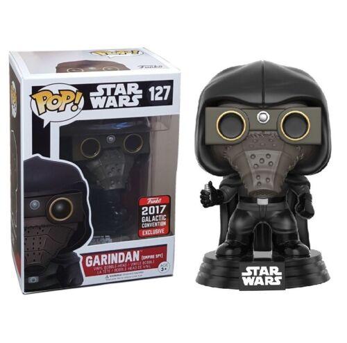 Star Wars Garindan Celebration Exclusive Pop Vinyl Figure #127
