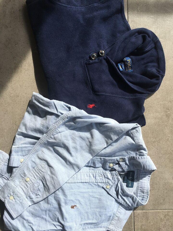 Sweater, Skjorte & sweater, Ralph Lauren