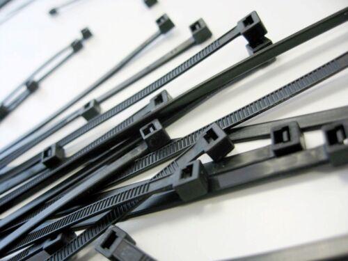 Kabelbinder n 100 150 200 300 550 700 x 2,5 3,6 4,8 7,6 9,0 12 Schwarz Natur Set