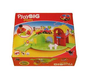 """PlayBIG - flizzies """"Bauernhof"""" von BIG - Spielzeug, Kinder - NEU"""