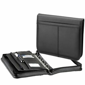 D-amp-N-Easy-Business-Organiser-Document-Case-Conference-Folder-39-cm-schwarz