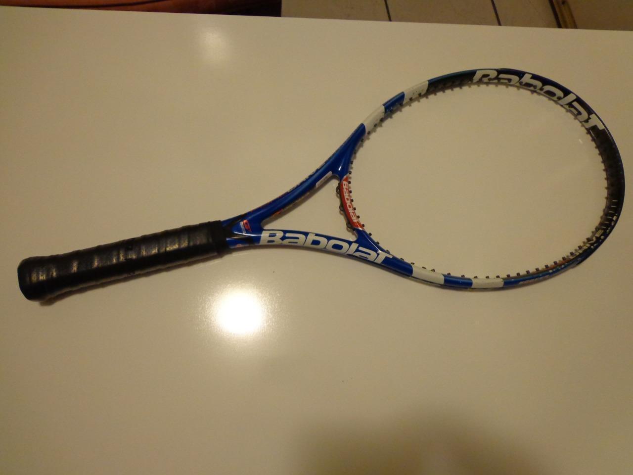 Babolat 2010-2011 Pure DRIVE DRIVE Pure GT 100 head 10.6oz 4 3/8 grip Tennis Racquet 048a55